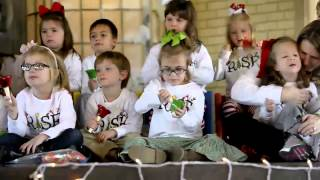 The RISE School Bell Choir , Dec 12, 2014
