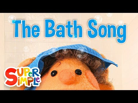 Thumbnail: The Bath Song | Original Kids Song | Super Simple Songs