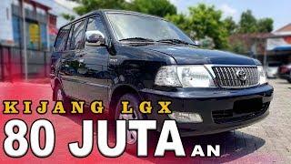 Info Harga Mobil Bekas Toyota Kijang Lgx Diesel Tahun 1999 2004 Youtube