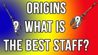 Origins - Best Staff in The Game (Upgraded Fire Staff Gameplay) Black Ops 2 Zombies