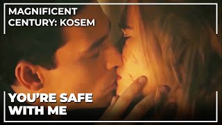 Anastasia and Sultan Ahmed Share Intimate Moments | Magnificent Century: Kosem Special Scenes