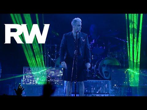 Robbie Williams | Feel live in Riga | LMEY Tour