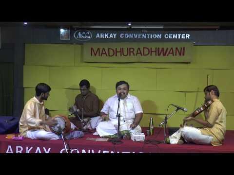 Madhuradhwani-Kashyap Mahesh Vocal