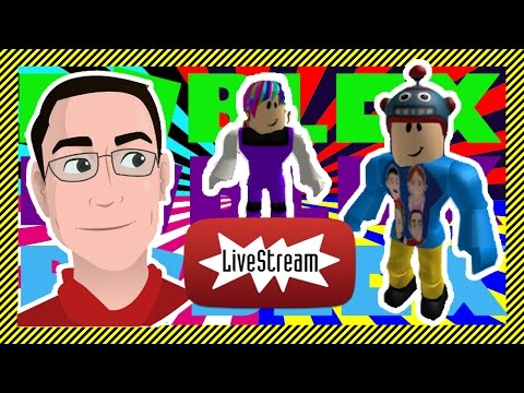 ROBLOX March 18th Live! | Hacker Hype Smashed! - John Doe and Jane Doe are Fake!