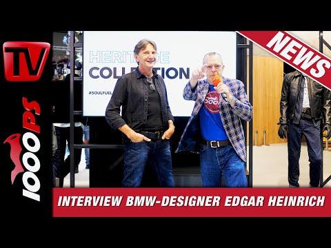 Design aus der Kristallkugel? - Fragen an BMW Motorrad Designchef Edgar Heinrich