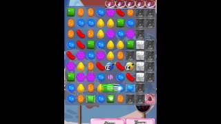 Candy Crush Saga Level 1466 No Booster