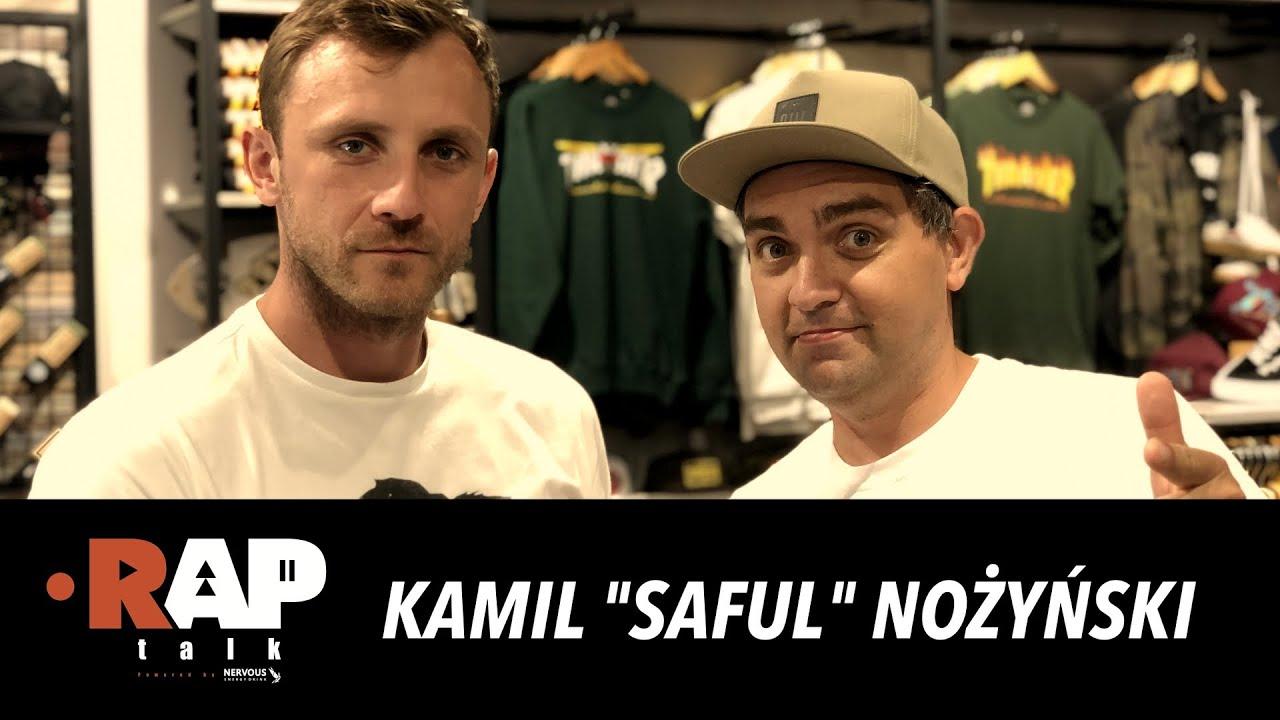 KAMIL NOŻYŃSKI - #RAPTALK #2