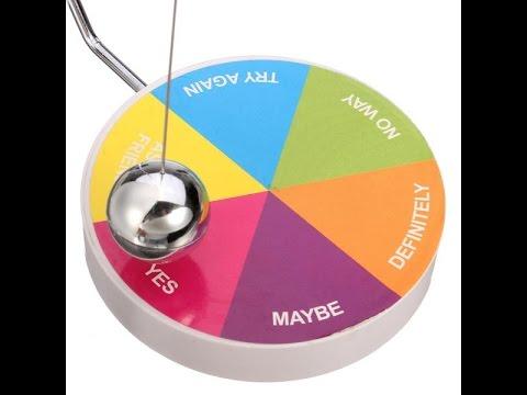 newton ball novel toy decision maker ball desk decoration youtube