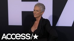 Jamie Lee Curtis Turns Her Back On Her Mirror When Naked: 'I Don't Like Staring At The Difference'