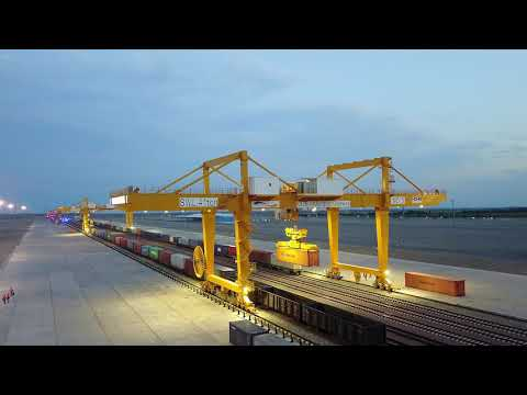 KTZ Express мультимодальная транспортно-логистическая компания