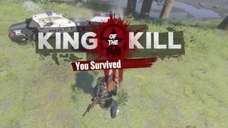 H1Z1 King Of The Kill  Sniper Kill Montage #34