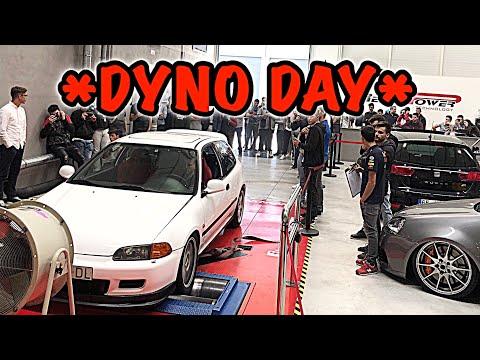 MAIS DE 2000CV !!! *Dyno Day*
