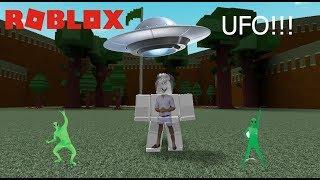 ROBLOX: Extreme SHOCK!!! Détection d'OVNI dans le jeu de construction de bateau ! ! (Construire un bateau pour le trésor #3)
