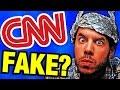 CNN News Is FAKE? - Bullshit Busted #3