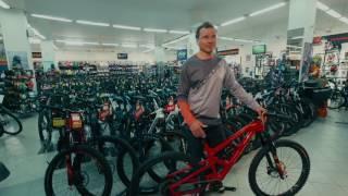 Обзор велосипеда Focus Sam от Ивана Малахова