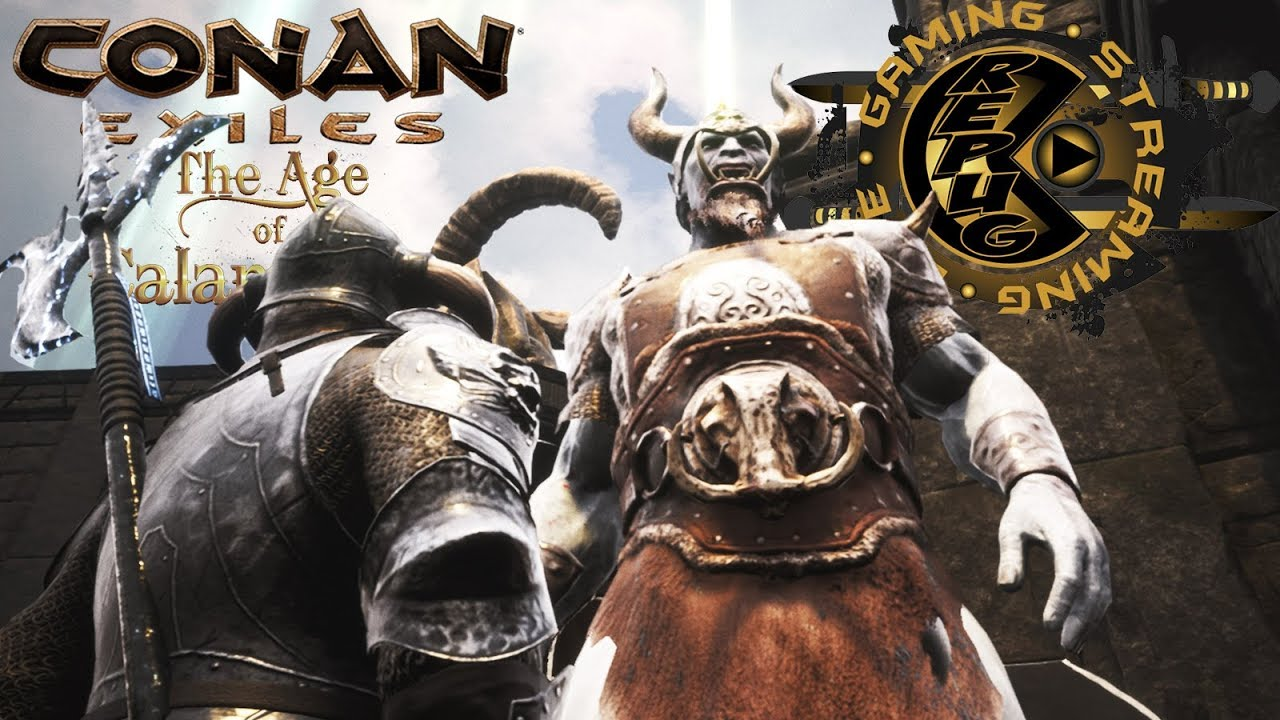 Download Conan Exiles The Age Of Calamitous Find Bobby And Sir Lanis