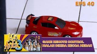 Ulala! Game Remote Control Malah Dikira Kecoa Merah oleh Ust Musa - Kun Anta 3 Eps 40