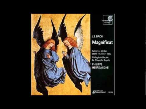 Bach - Magnificat La Chapelle Royale & Collegium Vocale Philippe Herreweghe 01