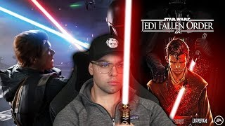 Jedi Fallen Order: FIRST TIME PLAYING [Part 1]