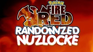 THE FIRE DUCK! Pokemon Fire Red Randomized Nuzlocke! Part 3!