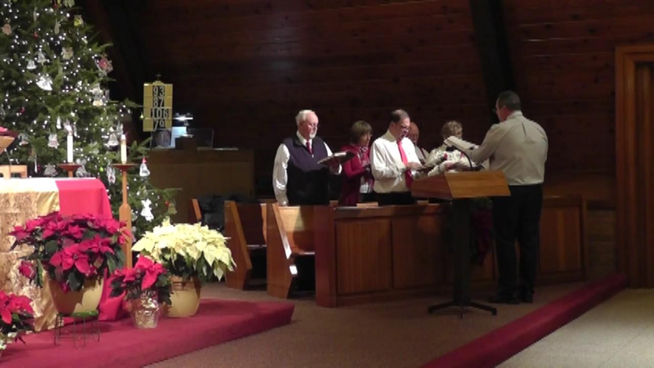Sacred Heart Christmas Eve Mass  12-24-16
