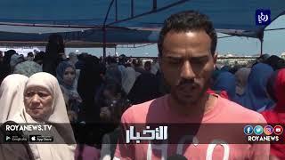 رحلة بحرية تنقل جرحى من غزة إلى قبرص - (10-7-2018)
