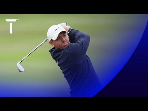 Rory McIlroy cards second round 67   Day 2   2021 Dubai Duty Free Irish Open