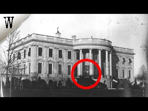 White House GHOST STORIES AND HAUNTINGS