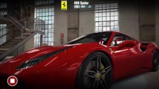 Ferrari 488 Spider. | Technical Adventures