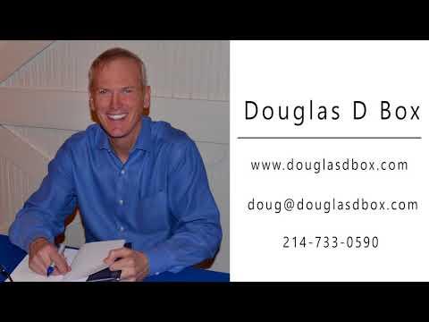 ⭐️Douglas D Box, Family Business Advisor, interviewed on Money Matters Radio