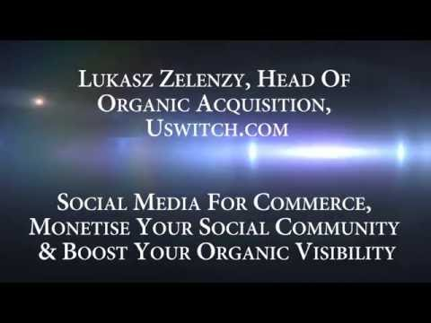Social Media for Commerce: Monetize your Social Community and Boost your Organic Visibility