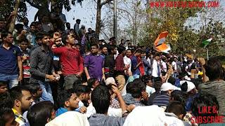 #sscscam protest जारी हैं