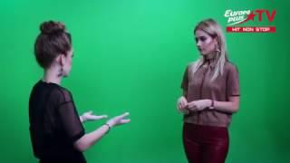 ЮЛЯ ПАРШУТА в #MADEINRU/ ЗА КАДРОМ / Europa Plus TV