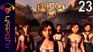 BIOSHOCK INFINITE REMASTERED GAMEPLAY | PART 23 | The Ending!