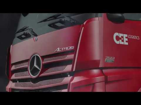 CEE Logistics Promo 2016 - GRAPA Studio