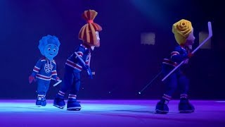 Фиксики на льду. Большая игра - Ледовое шоу для детей / Отзывы