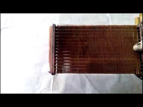 Радиатор отопителя 2108, 1102, 1103, 1105 медный 2-х рядный Оренбург  1102-8101.100 Dimavto.com