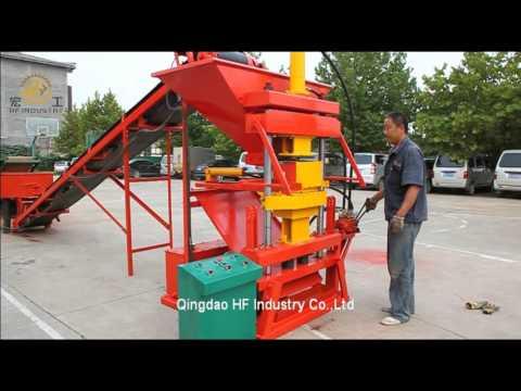 2700 interlocking clay block machine - Qingdao HF Industry Co.,Ltd