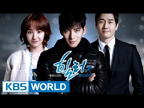Healer Korean Drama Funny Moments (ENG SUB) - Korean Drama Fan Club