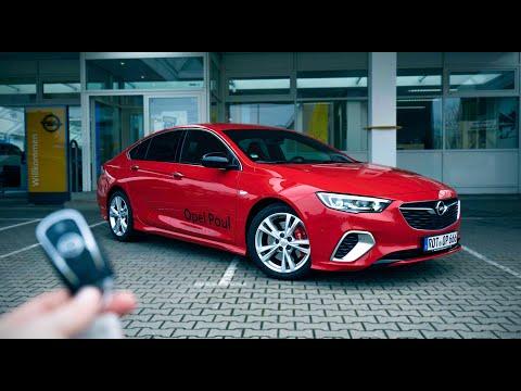 2020 Opel INSIGNIA GSi 2.0 BiTurbo