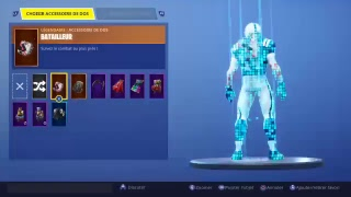 Fortnite new skin nfa
