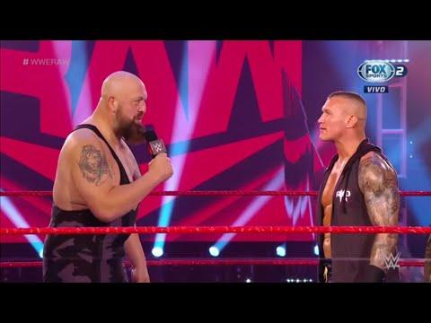 Big Show confronta a Randy Orton & Ric Flair – WWE Raw 22/06/2020 (En Español)