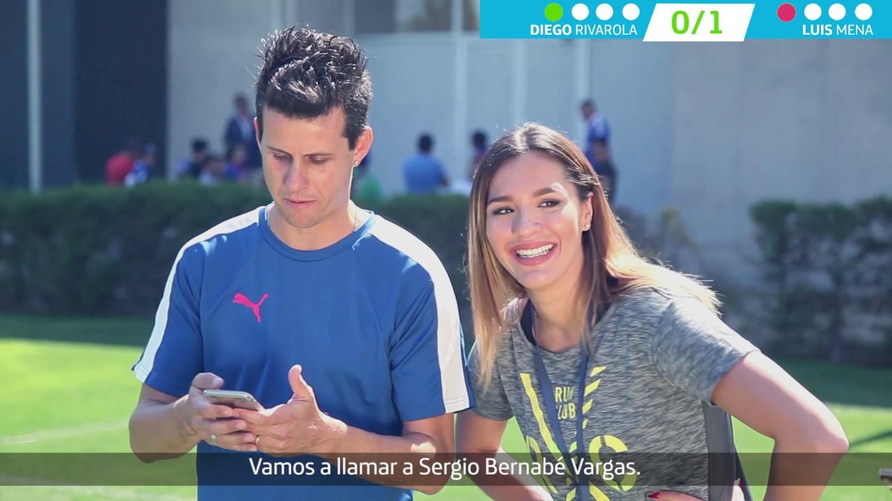 Clásico De Clásicos Luis Mena Vs Diego Rivarola Youtube