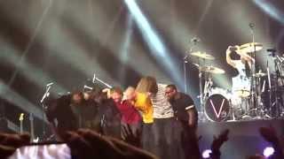 "Maroon 5 ""Sugar"" 2.9.15 Yokohama Arena, Tokyo, World Tour in Japan"