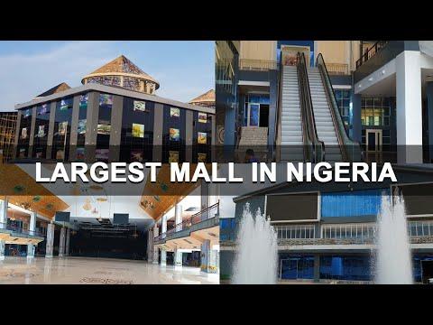 LARGEST SHOPPING MALL IN NIGERIA + THE BEAUTIFUL ECUMENICAL CENTER IN EBONYI STATE   TOLU NAZZAL