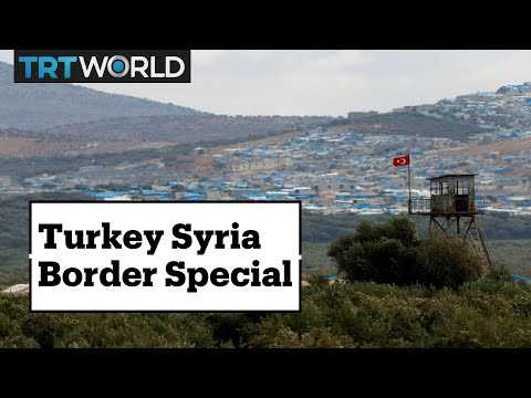 Strait Talk: Special from Turkey-Syria border