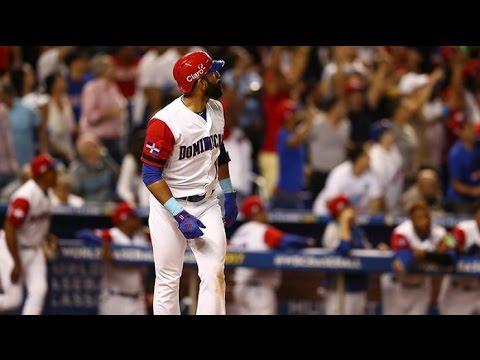 Home Run Bestial de José Bautista - Clásico Mundial de Béisbol (WBC) 2017 HD