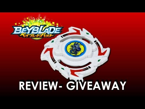 "Beyblade Burst  ベイブレードバースト  B-00 Dragoon S.W.X "" WBBA.  Unboxing Review Giveaway Exp April 14th"