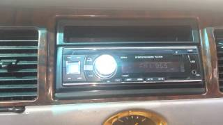 Gearbest 1068 bluetooth V2.0 car audio mp3 player