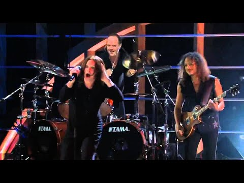 Metallica and Ozzy Iron Man e Paranoid